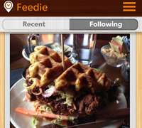 NYC dining mixes social media and altrusim with the Feedie app